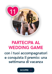 Partecipa al wedding game